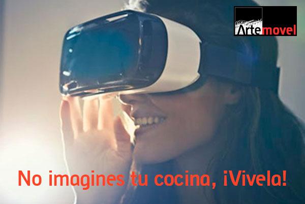 cocina realidad virtual